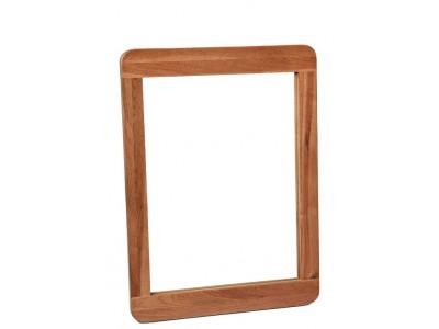 London Oak Small Wall Mirror