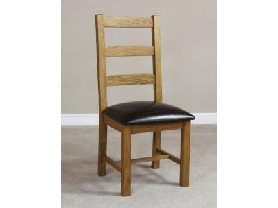 Devon Oak Richmond Ladder Back Chair