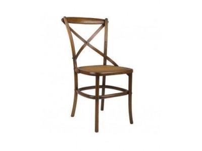 Mahogany Village Bentwood Chair